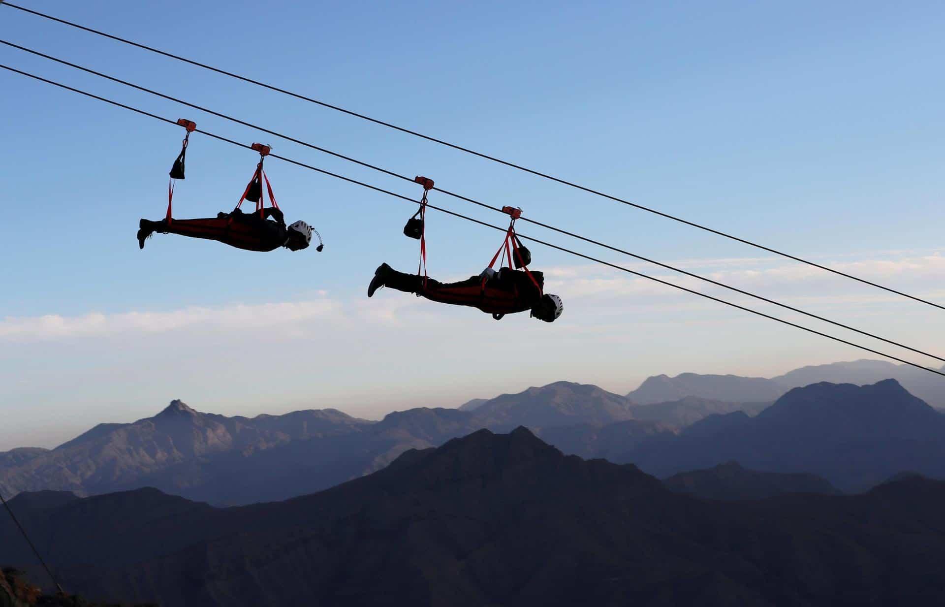 Adventure in Ras Al Khaimah Category