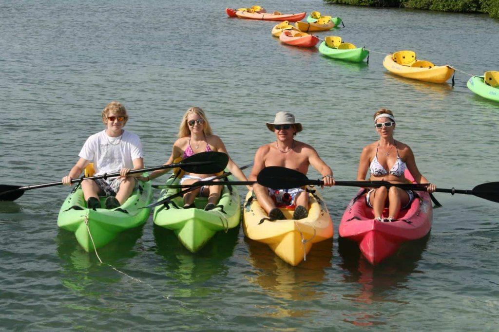 Mangrove Kayak in Ras Al Khaimah