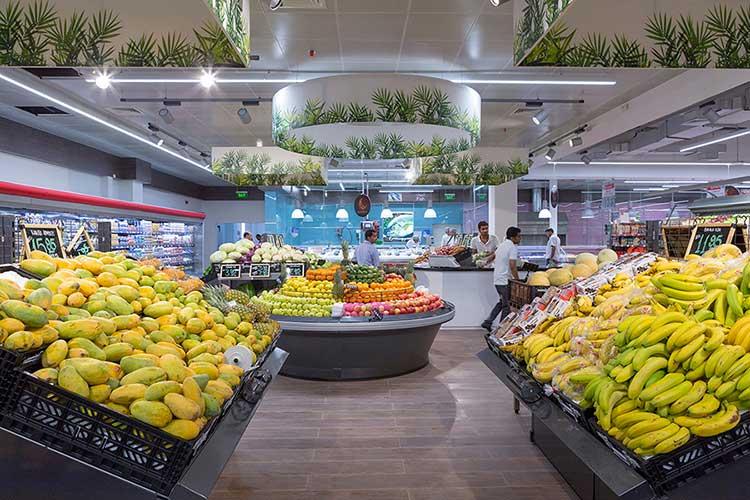 Spar Hypermarket in Naeem Mall Ras Al Khaimah