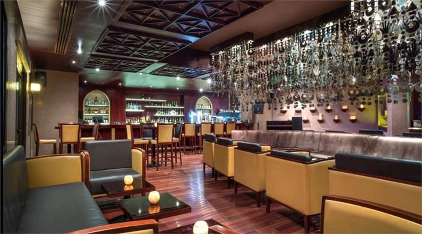 Breeze Bar The Cove Rotana Resort Ras Al Khaimah