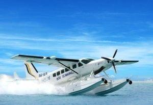 Explore Ras Al Khaimah on a sea plane with seawings