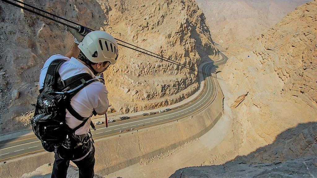 Jebel Jais Ras Al Khaimah