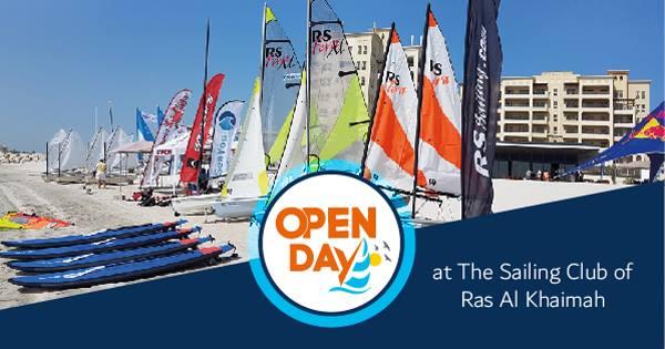 Open day at RAK Sailing Club
