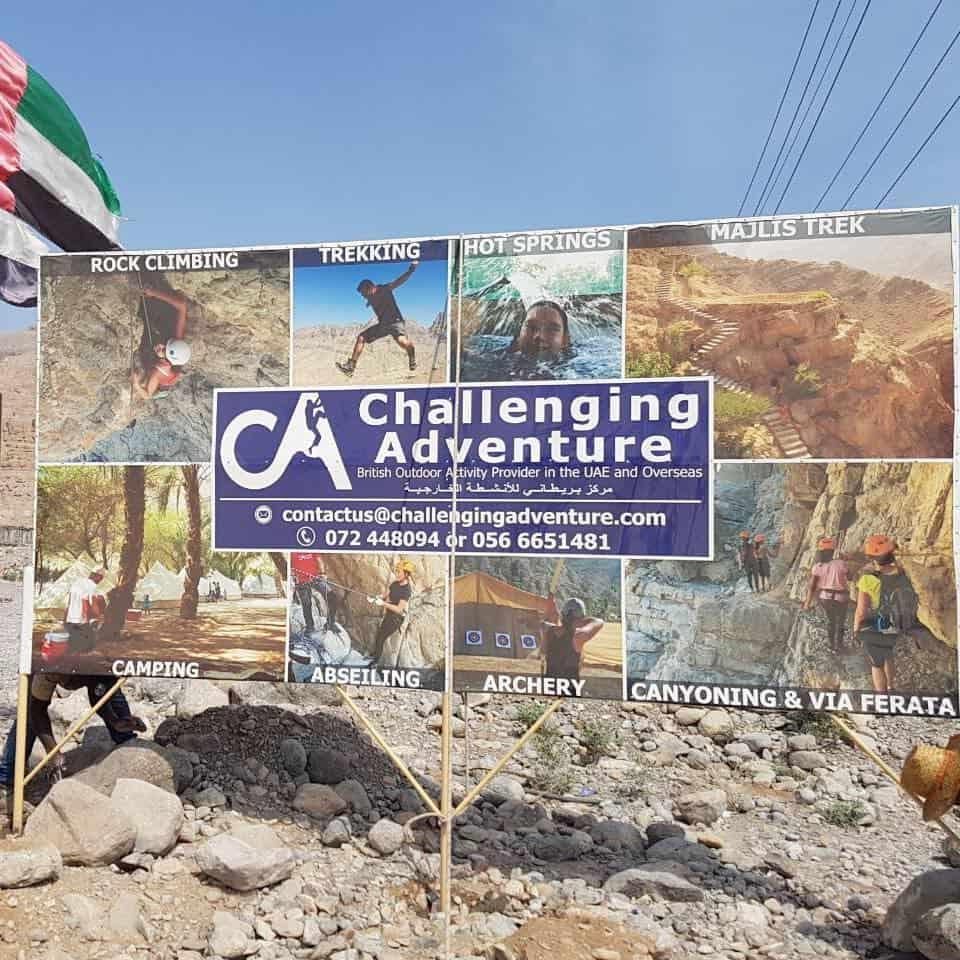 Challenging Adventure Ras Al Khaimah