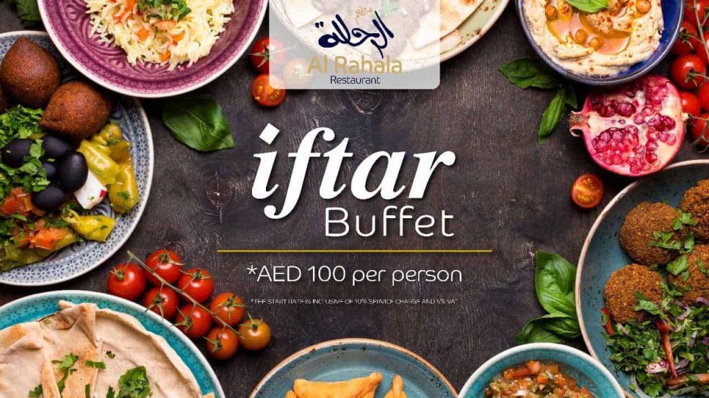 Iftar Bin Majid Beach Hotel Ras Al Khaimah