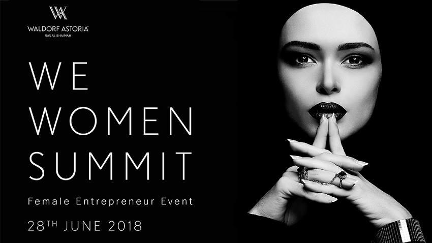 We Women Summit Ras Al Khaimah