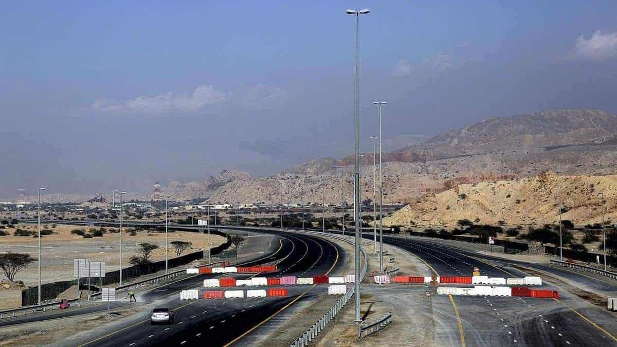 RAK Ring Road Ras Al Khaimah