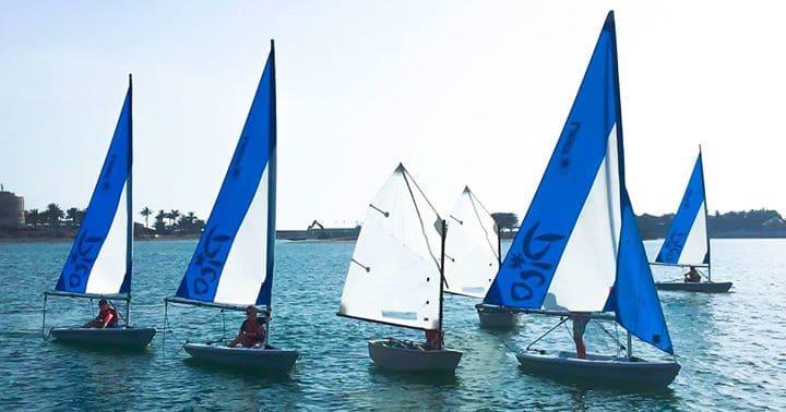Open day sailing club Ras Al Khaimah