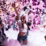 Foam Party Rixos Bab al bahar ras al khaimah