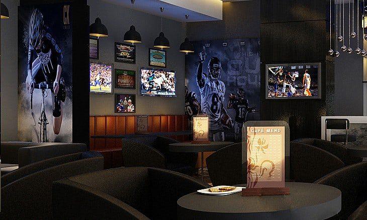 Madison Sports Bar Ras AL Khaimah