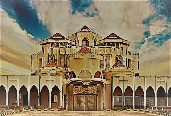 The Haunted Palace of Ras Al Khaimah