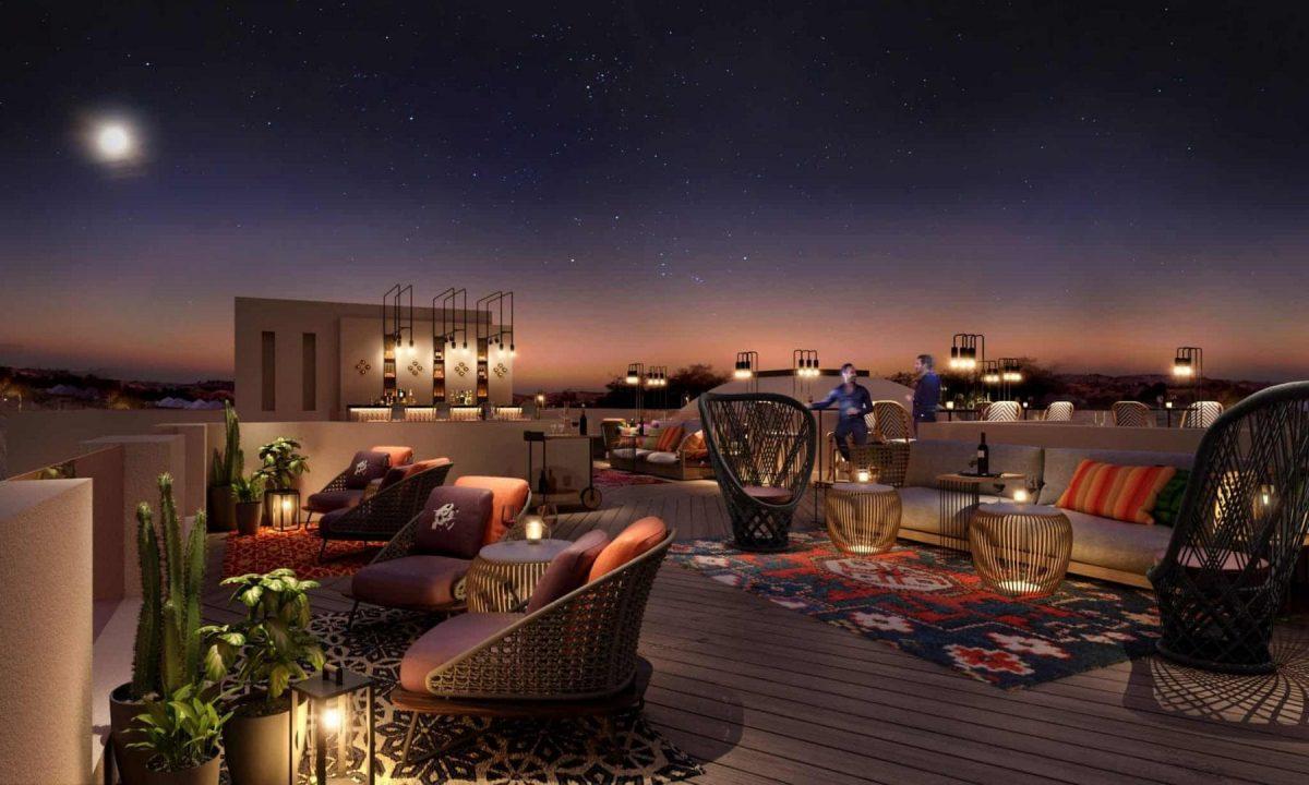 Ladies Night at Moorish & Moon Bar The Ritz-Carlton Al Wadi Desert Ras Al Khaimah