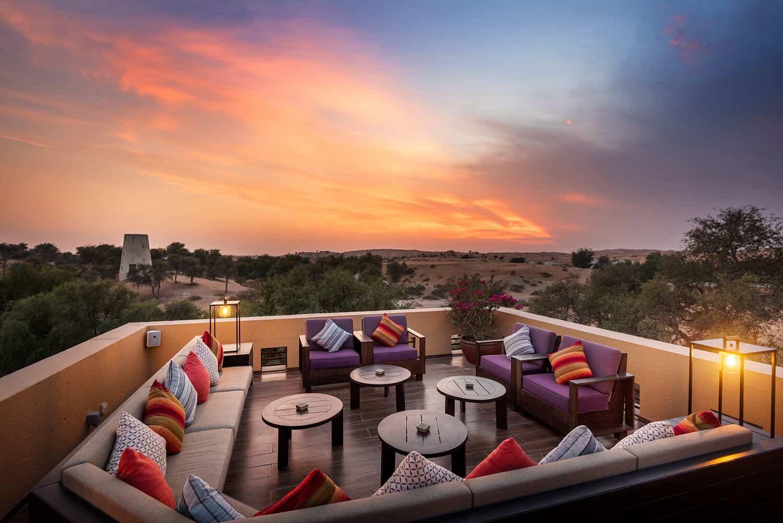 Moon Bar Ritz Carlton Al Wadi Ras Al Khaimah4