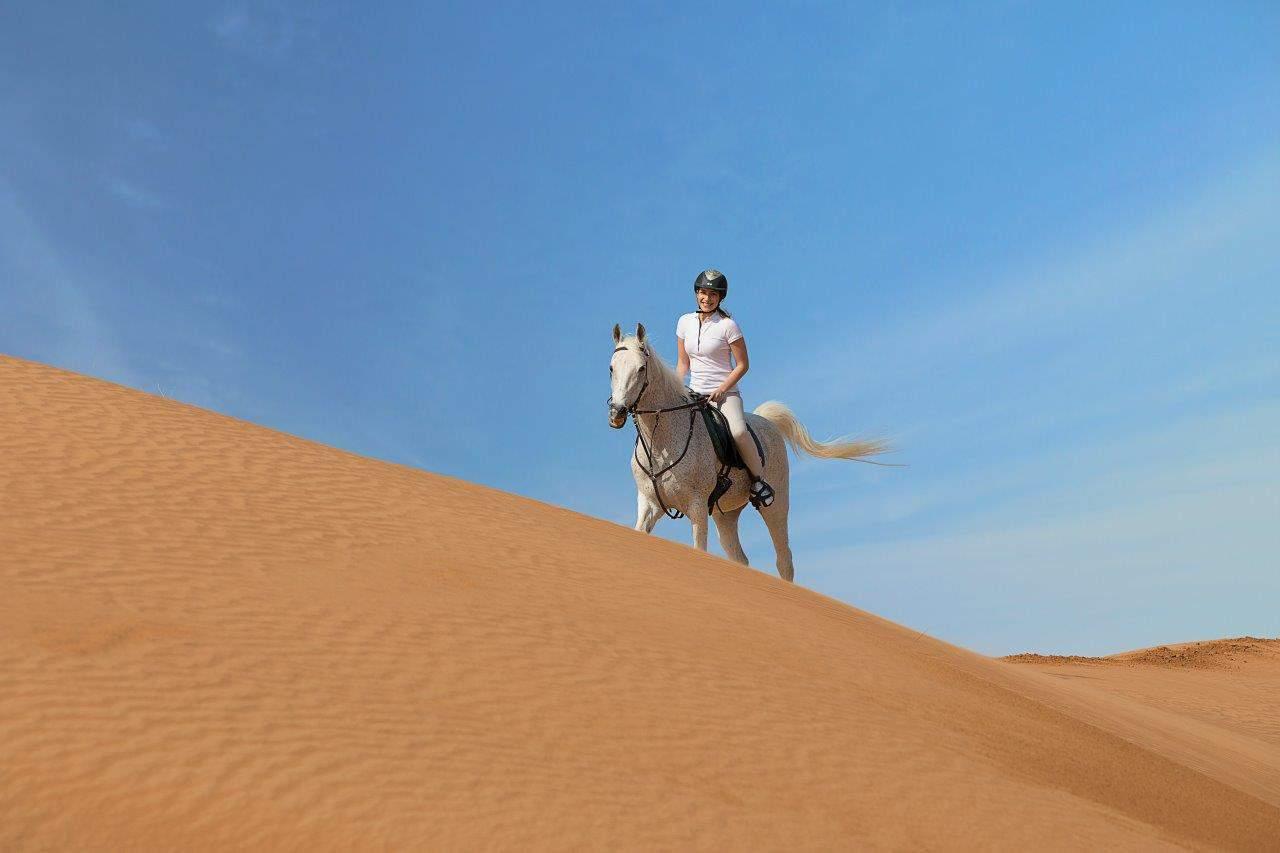 Horse Riding Experience in Ras Al Khaimah