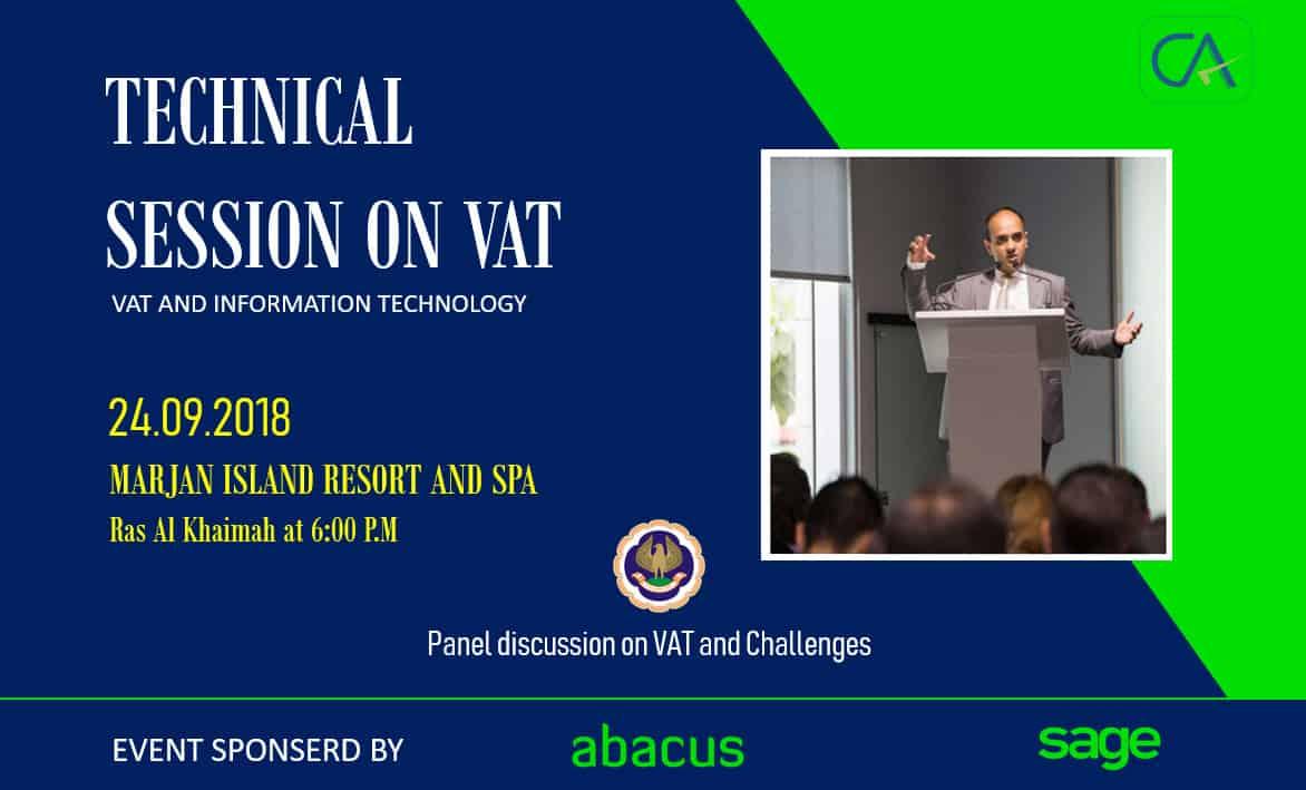 VAT Session Ras Al khaimah