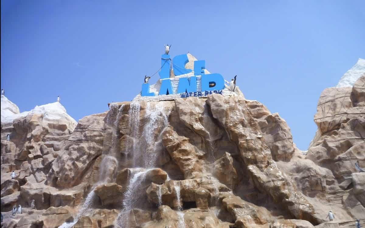 Iceland Water park Ras Al Khaimah announced the closure