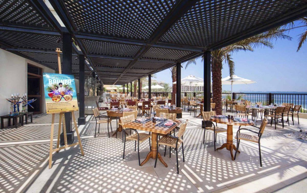 Islanders brunch Season 3 Doubletree by Hilton Resort & Spa Marjan Island