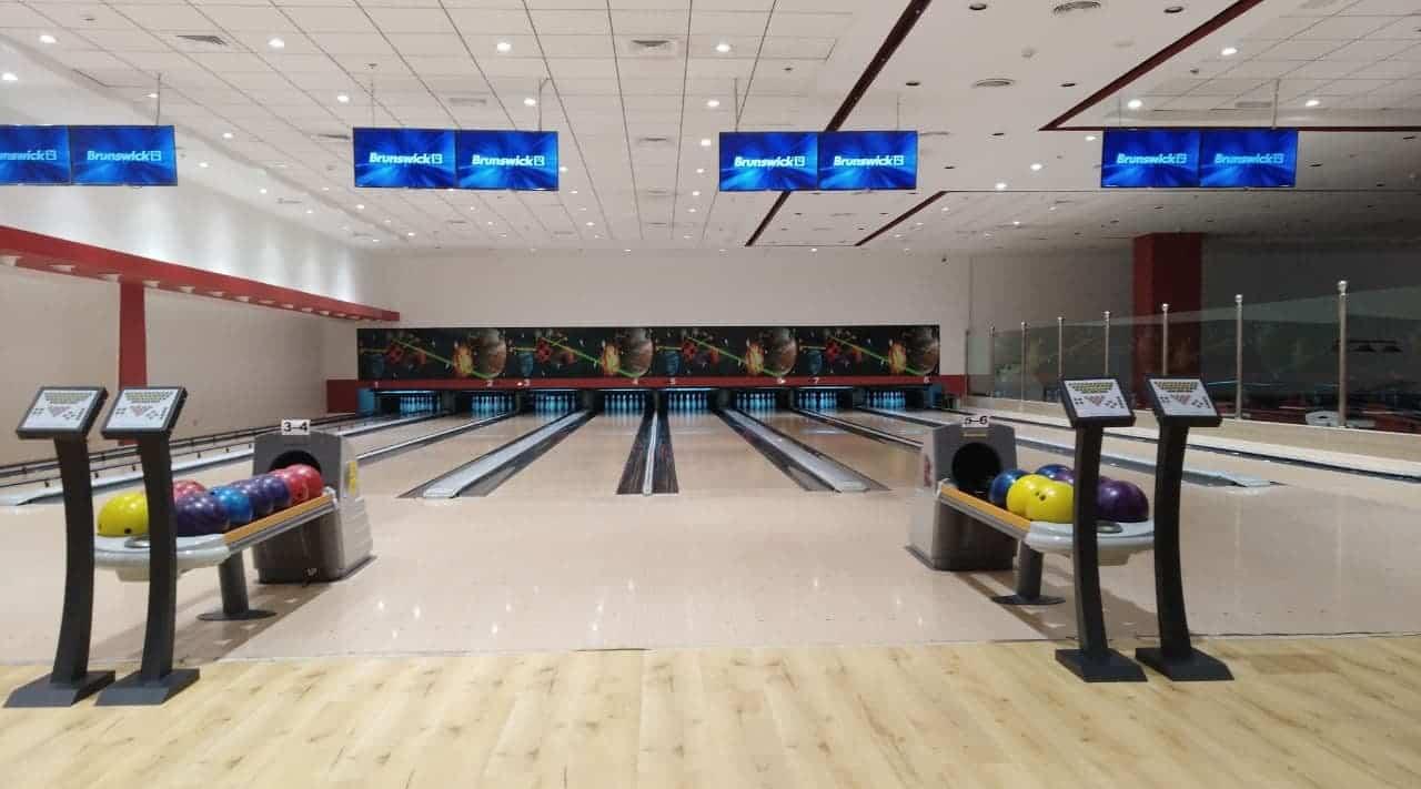 Super bowling center Ras Al Khaimah