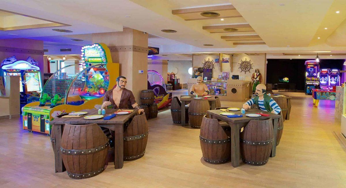 Pirates Club Birthday Venue for kids Ras Al Khaimah