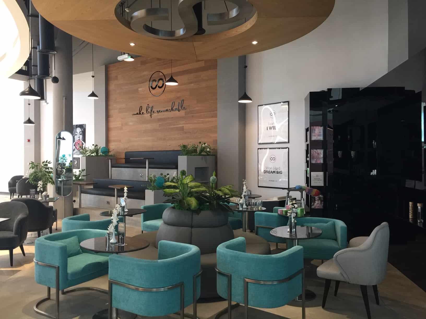 Icons Coffee Couture, Manar mall Ras Al Khaimah