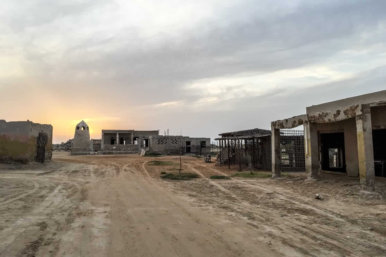 The Ghost Town of Ras Al Khaimah