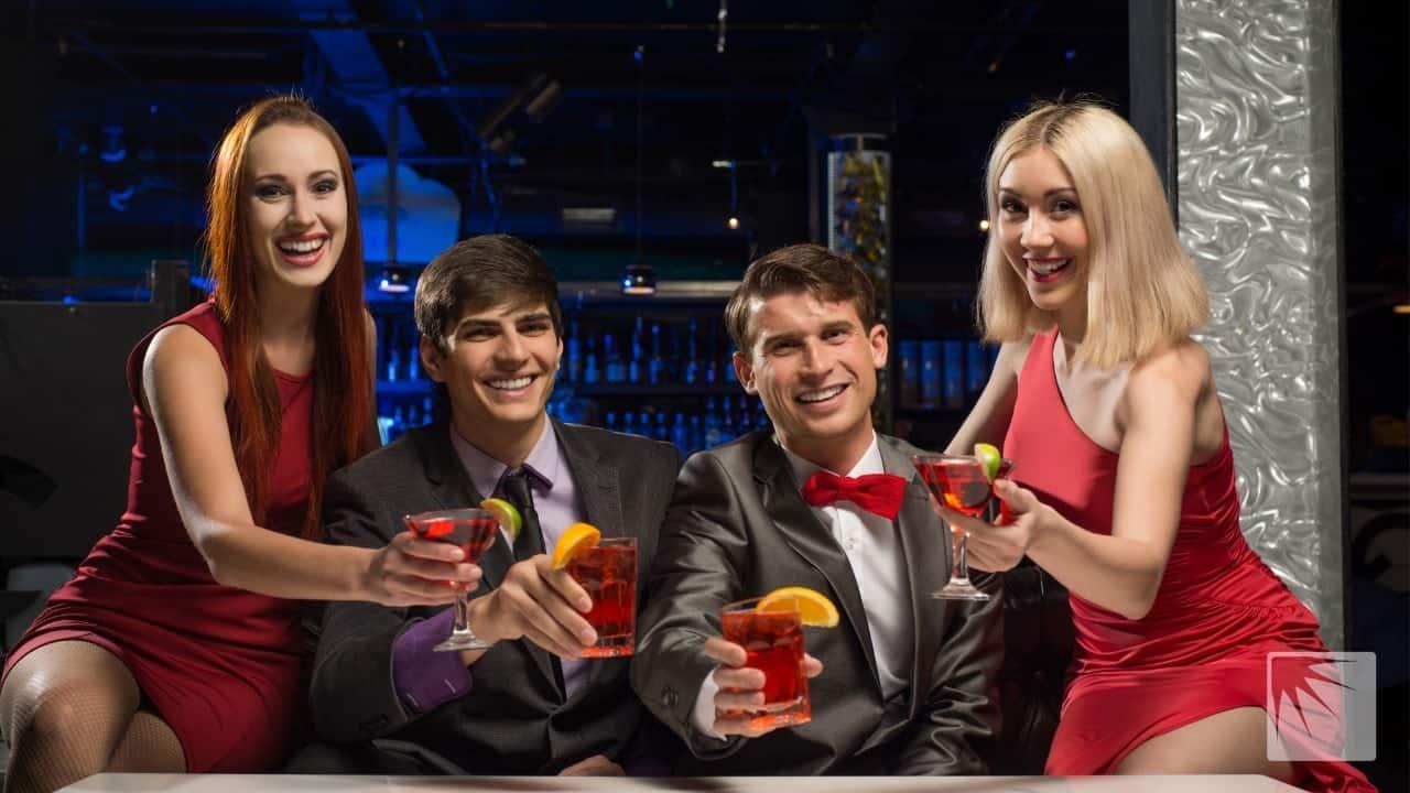 Hoteliers Night at Madison Sports Bar at the Smartline Bin Majid Beach Resort