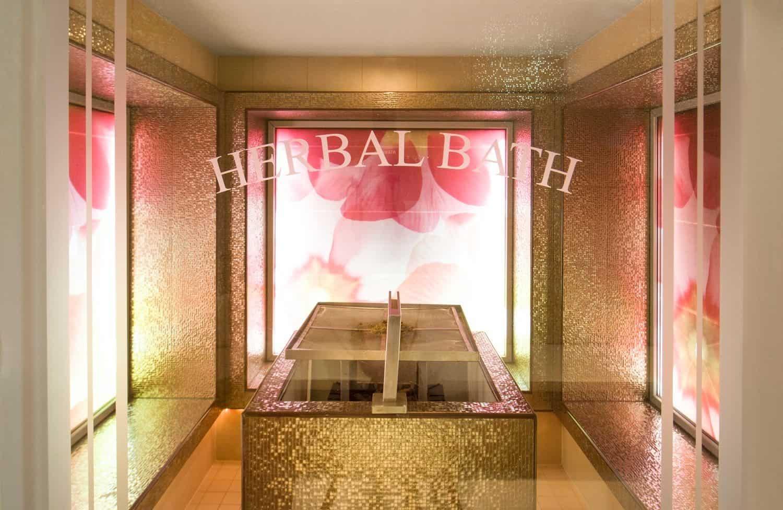 Herbal Bath Waldorf Astoria Ras Al Khaimah