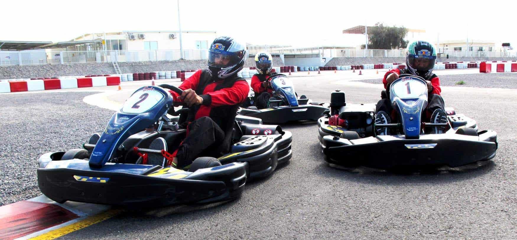 RAK Track - Ras Al-Khaimah Only Outdoor Karting Facility