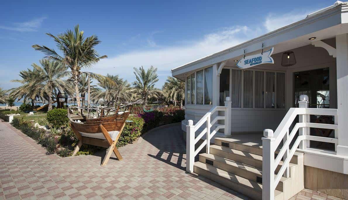 Sea Food Restaurant Ras Al Khaimah