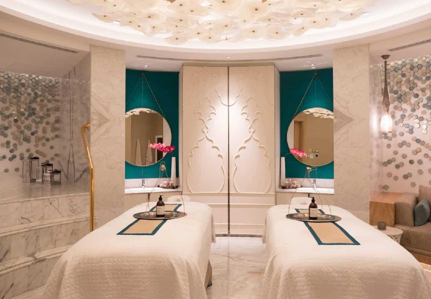 Spa treatment Waldorf Astoria Ras Al Khaimah