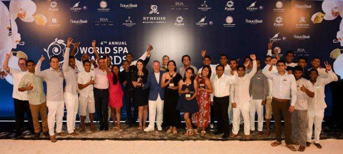 World Spa Awards 2018, star-studded gala ceremony in the Maldives