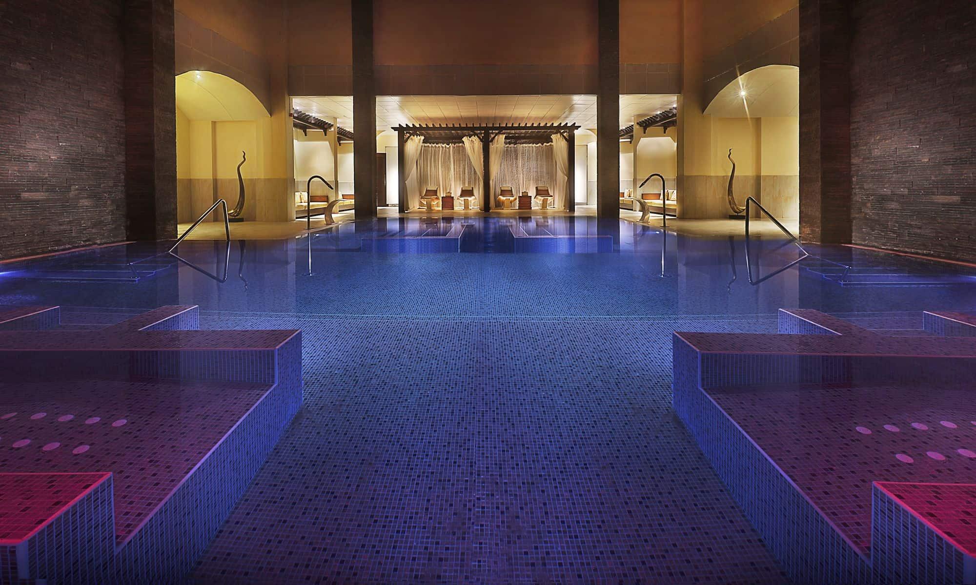 Ritz Carlton Al Wadi Ras Al Khaimah - Rainforest Luxury Spa