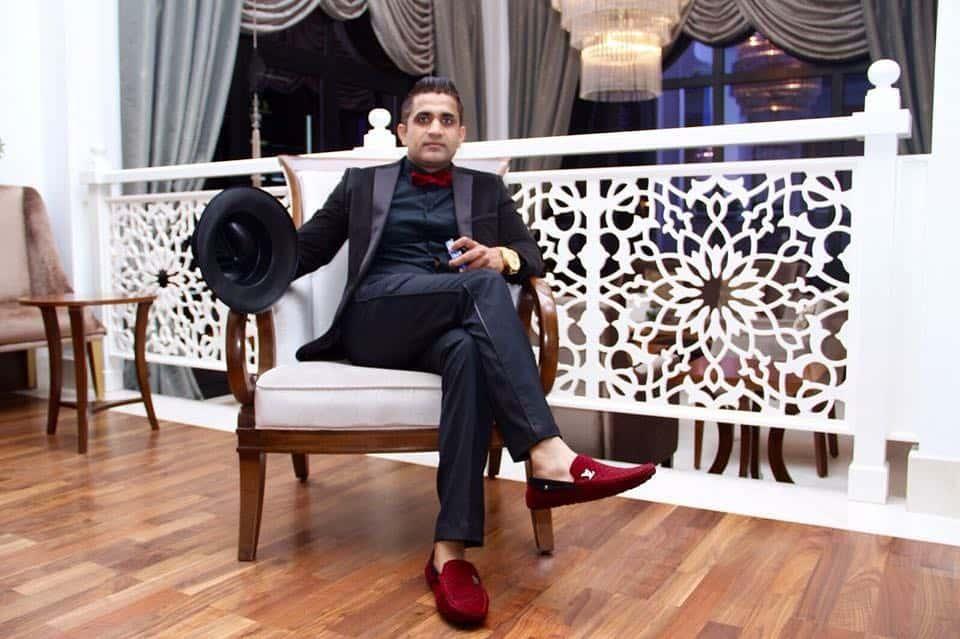Meet Omar! The acclaimed Magician of Ras Al Khaimah