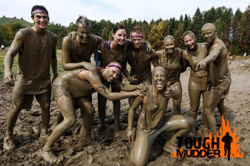 Tough Mudder: The Mud Soaked Obstacle Course