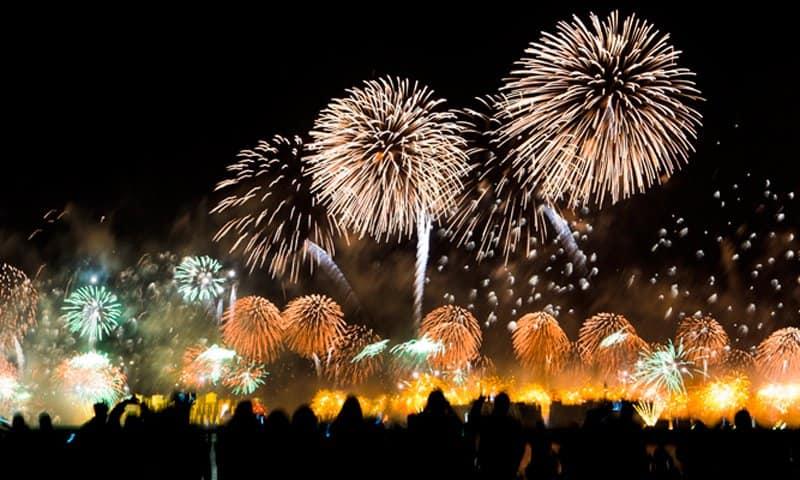 Ras Al Khaimah Fireworks breaks two world Records