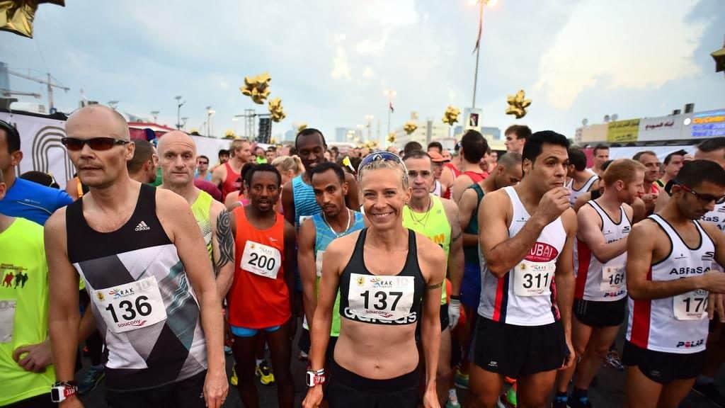 Join the World's Fastest Half Marathon in Ras Al Khaimah