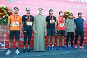 Ras Al Khaimah Half Marathon successfully concludes with more than 3,600 participants