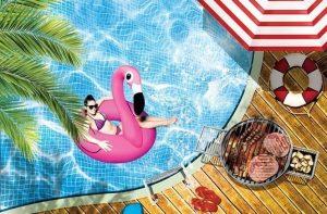 Summer Splash Pool BBQ @ Hilton Garden Inn, Ras Al Khaimah | Ras Al-Khaimah | Ras al Khaimah | United Arab Emirates