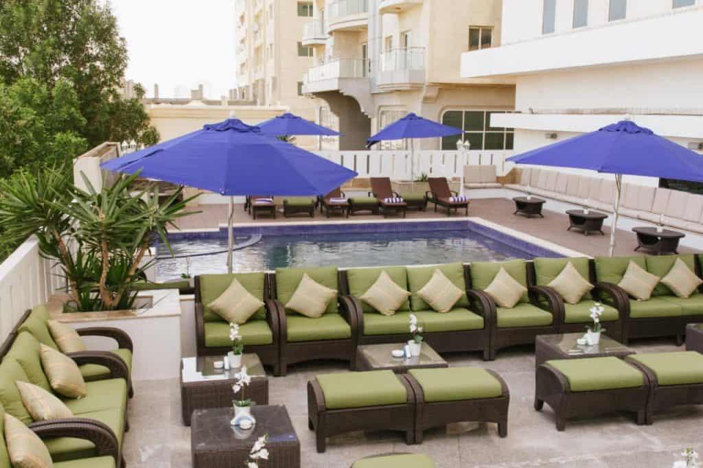 Hookah Lounge Mangrove Hotel Ras Al Khaimah