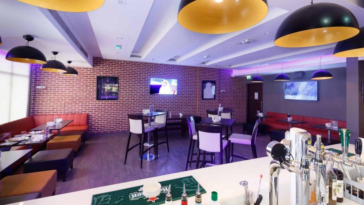 Champs Sports Bar, Tulip Inn Ras Al Khaimah