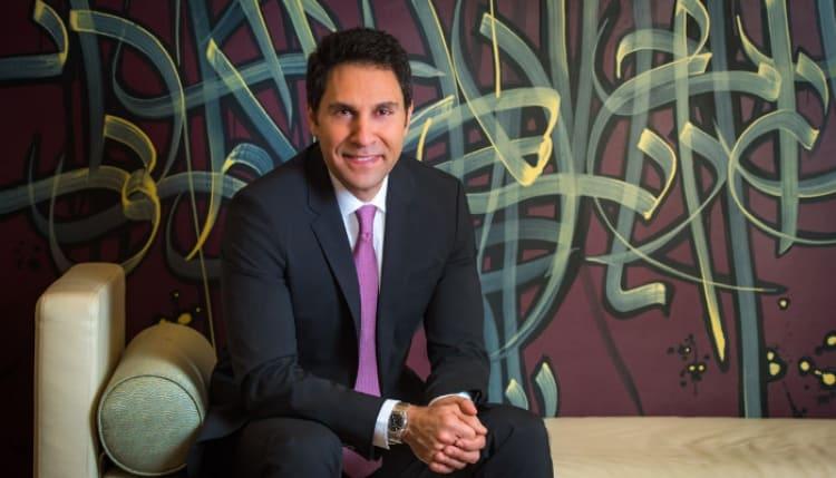 Haitham Mattar Former CEO of RAKTDA