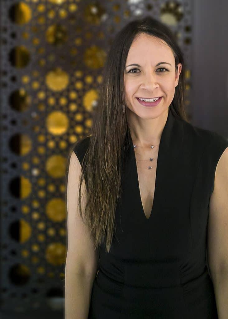 Tracey Oliver, the new General Manager of The Ritz-Carlton Ras Al Khaimah, Al Wadi Desert and Al Hamra Beach