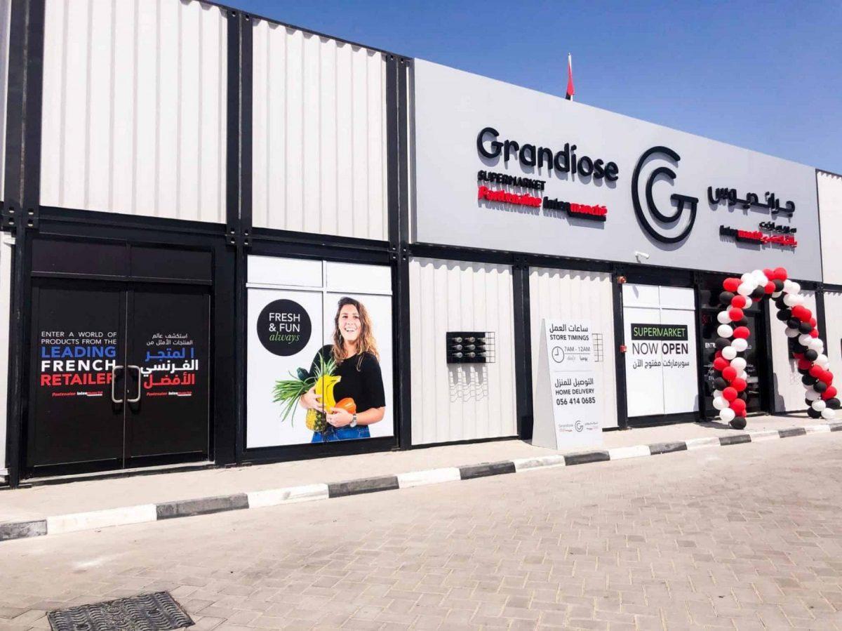Grandiose Supermarket : First Eco-Friendly Outlet in Ras Al Khaimah
