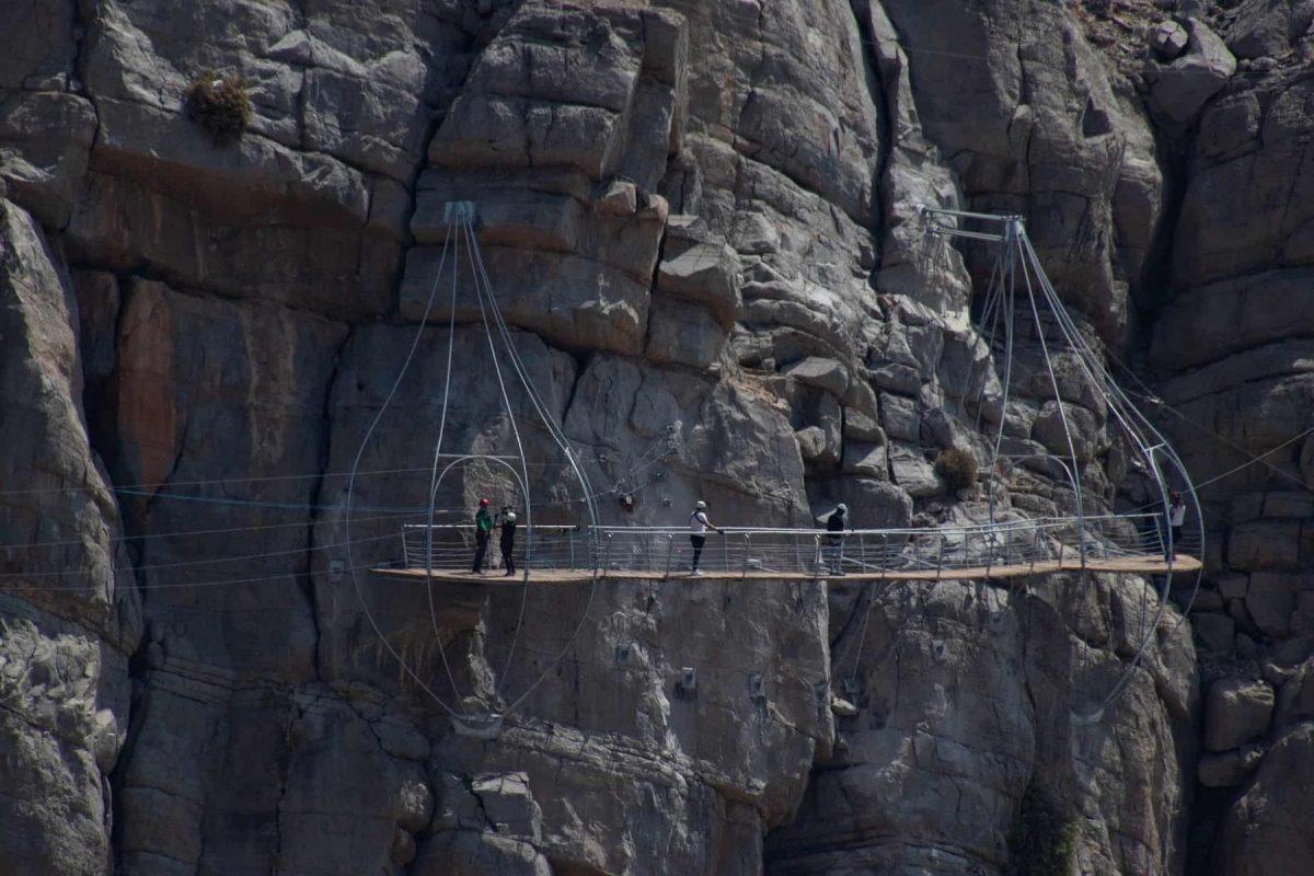 The New Adventure Attraction in Ras Al Khaimah: The Jebel Jais Zipline Tour