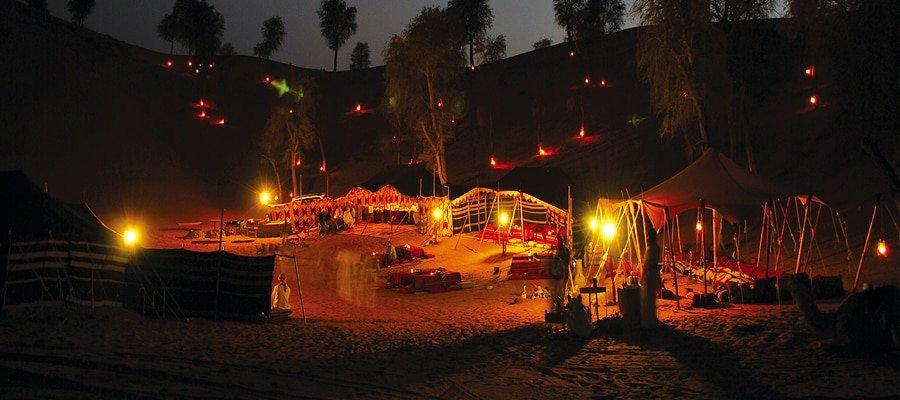 Bedouin Oasis Camp Ras Al Khaimah
