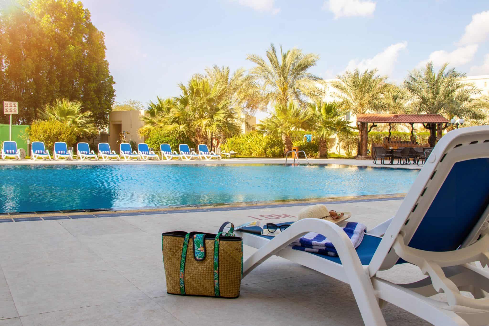 La Chaise Longue Billard friday pool brunch party at bin majid acacia hotel | wow-rak
