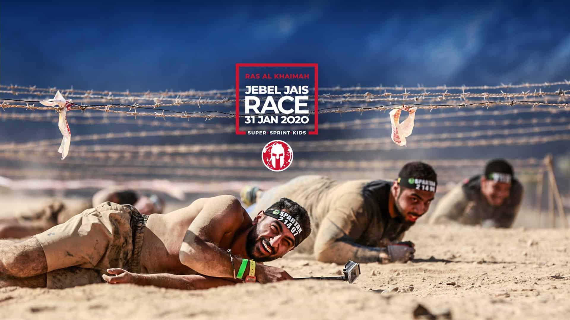 Spartan Jebel Jais Race Ras Al Khaimah