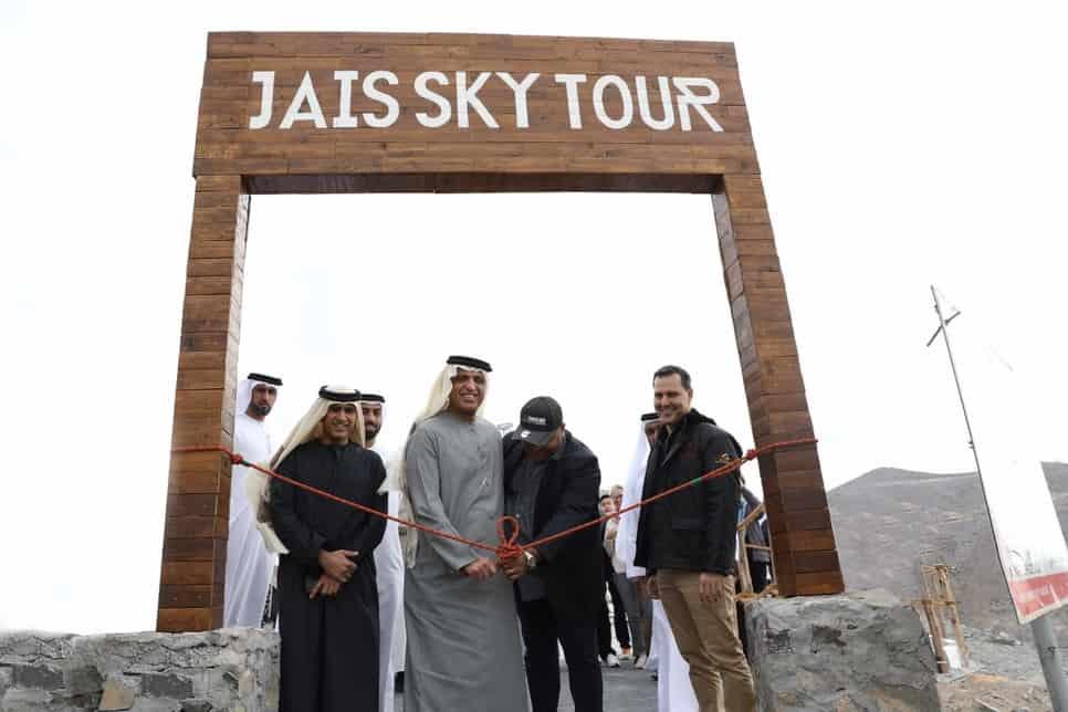 The Jais Adventure Peak - adrenaline-pumping experiences in Ras Al Khaimah