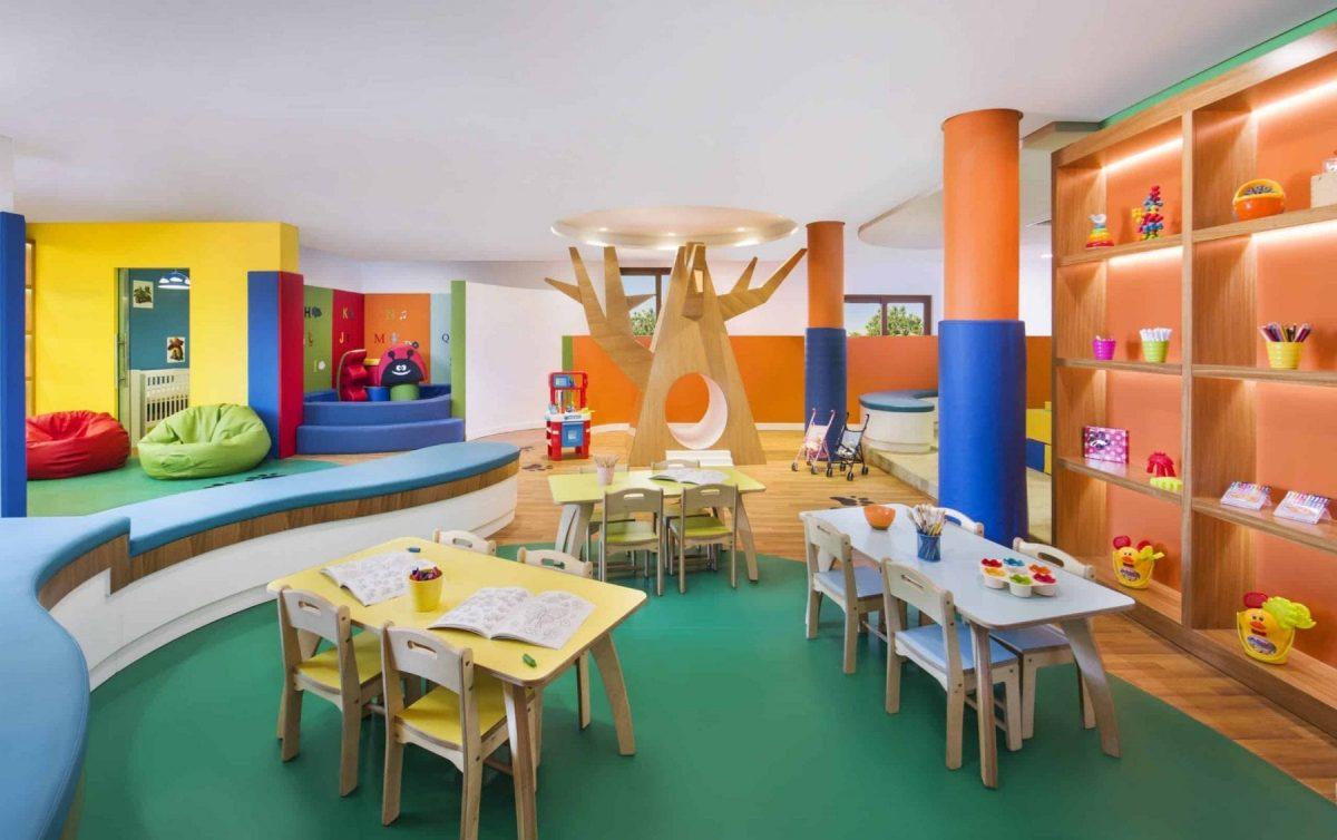 Hilton RAK - Kids Club