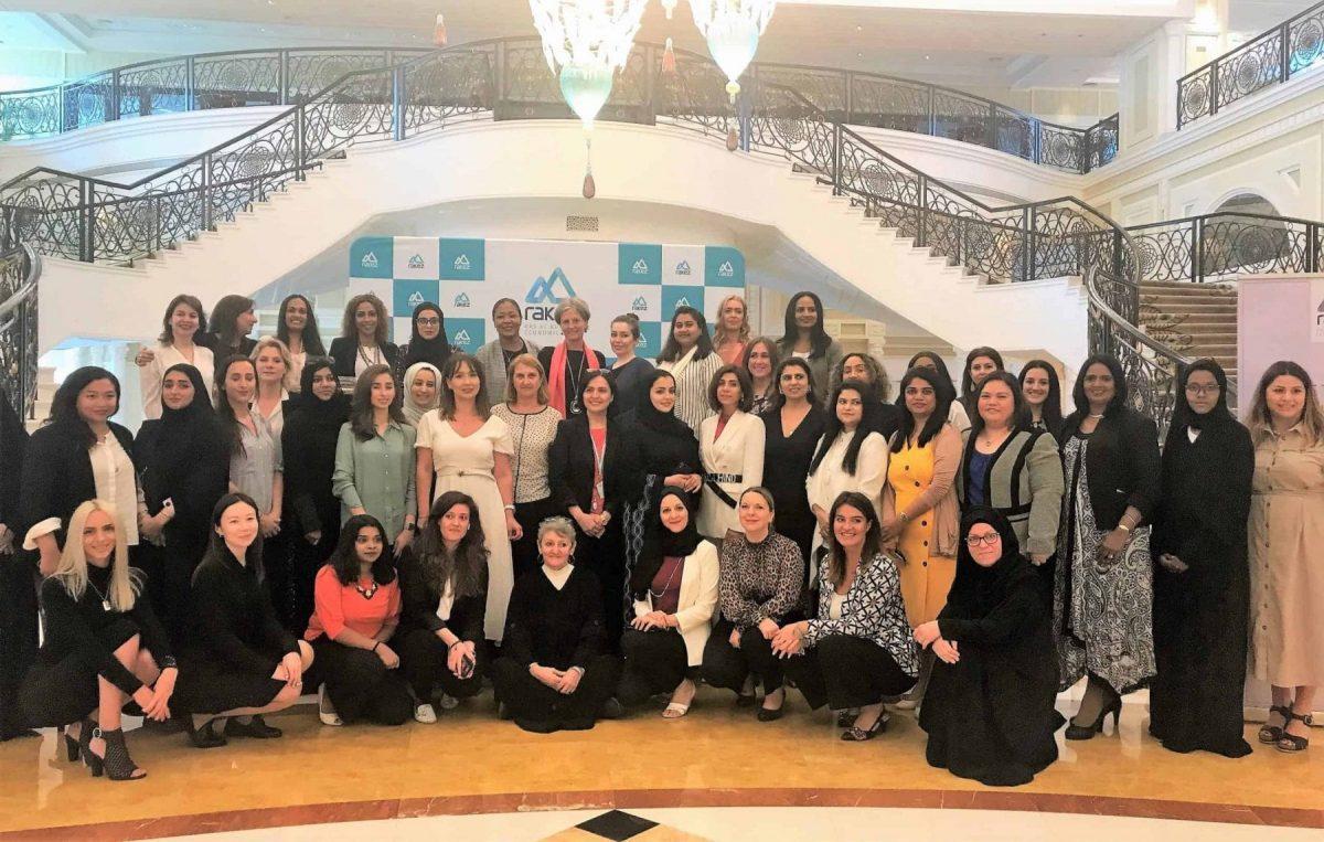 RAKEZ's International Women's Day event
